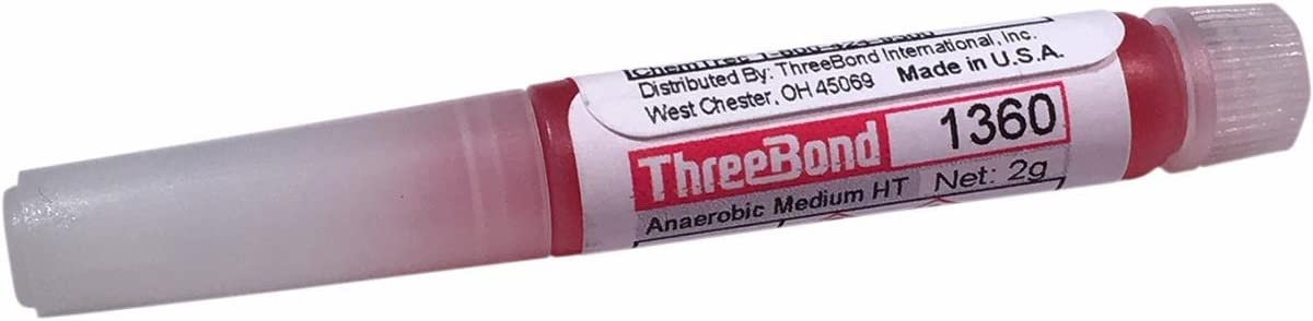 Three Max 40% OFF Bond Inventory cleanup selling sale 1360AT2GV BC-US Threadlocker - One-Time-Use Anaerobic