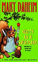 Nutty As a Fruitcake (Bed-and-Breakfast Mysteries Book 10)