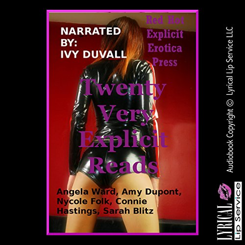Twenty Very Explicit Reads audiobook cover art