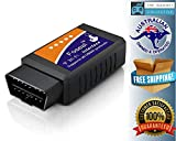 Amtake OBD2 Scanner Code Reader Car Diagnostic Tool for iPhone, iPad & Android