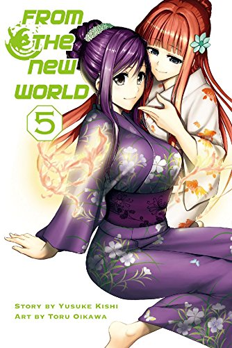 From the New World Vol. 5 (English Edition)