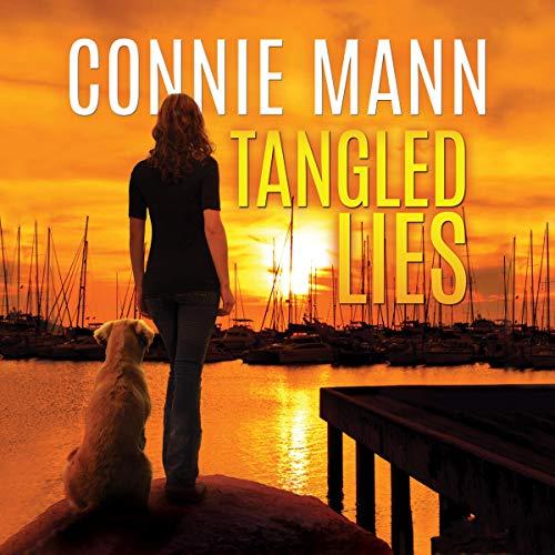 Tangled Lies audiobook cover art