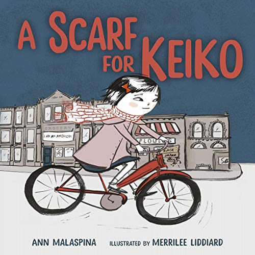 A Scarf for Keiko cover art