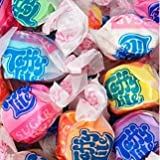 Sugar Free Taffy Lite Assorted Flavor Taffy-Mix Color Wrapped Chewy Candy 1 LB - 16 oz