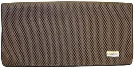Vinyl Brow Pad One Size Chocolate Brown Bullard 62CBV Standard Series Vented Cap Style Hard Hat 4 Point Pin Lock Suspension