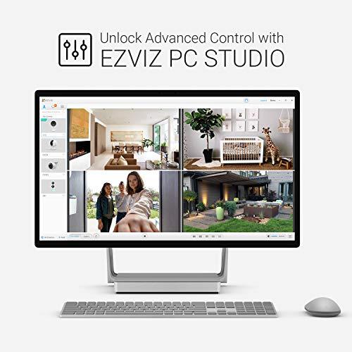 Caméra EZVIZ C1C 1080P surveillance d'intérieur 2
