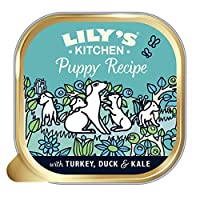 Nutritionally complete, grain free and natural wet food for puppies (8 weeks +) Freshly prepared with proper meat: 41 Percent turkey and 20 Percent duck Contains wholesome fruits and vegetables for extra nourishment Suitable for puppies 8+ weeks No d...