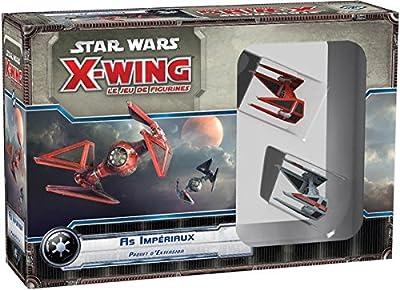 Asmodee Jeux de plateau/Jeux de figurines - SW X-Wing