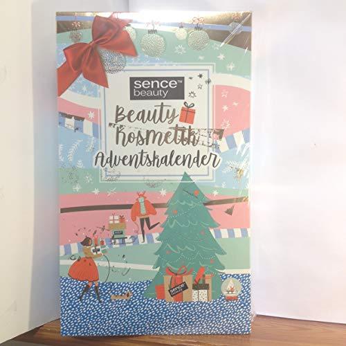 sence beauty Adventskalender - Beauty Kosmetik 2019