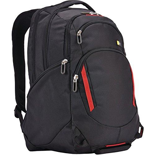Case Logic BPED115 Evolution Deluxe Rucksack für Notebook/Tablet bis 39,6 cm (15,6 Zoll) schwarz