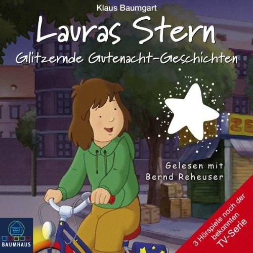 Glitzernde Gutenacht-Geschichten (Lauras Stern - Gutenacht-Geschichten 9) Titelbild