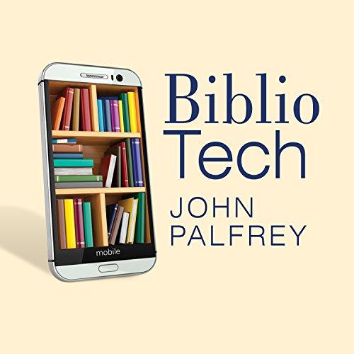Bibliotech audiobook cover art
