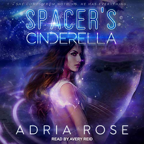 Spacer's Cinderella cover art