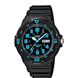 Casio Men's Dive Style Watch (Blue)