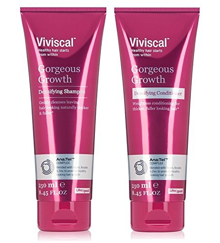 Viviscal Densifying Shampoo and Conditioner 8.45 Oz set