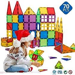 commercial Magnetic Blocks-Magnetic Toys for Toddlers Magnetic Building Blocks Preschool Magnet Set … magnetic blocks