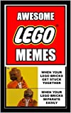 LEGO M£M£S: Hilarious Joke Book with The Craziest Lego Comedy EVER