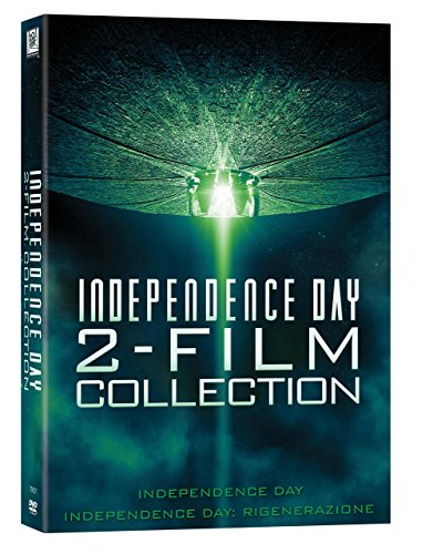 Independence Day (1996) + Independence Day Resurgence (Box 2 Dvd)