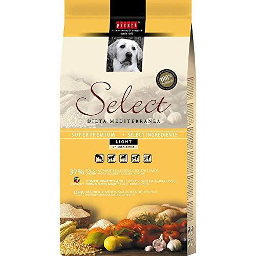 Select Light Chicken 15Kg. 15000 g