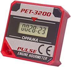 OPPAMA PET-3200R Hour Meter W/Rest Function