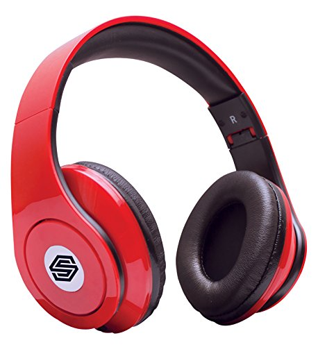 Select Sound H-361ROJO Over-ear Rojo