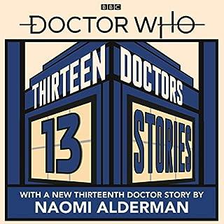 Doctor Who: Thirteen Doctors 13 Stories audiobook cover art