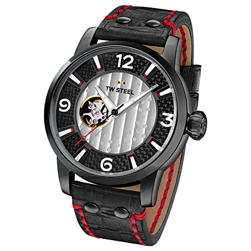 TW-Steel MST6 Maverick Son of Time Automatik ltd. Edition Herren 48mm 10ATM