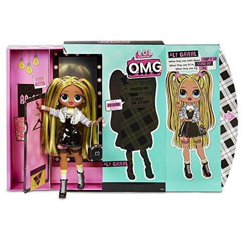 Giochi Preziosi - LOL OMG Doll Core Alt Grrrl Puppen, LLUA9300