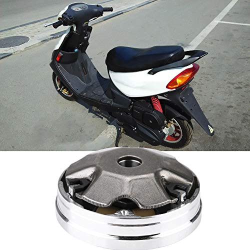 Conjunto de variador, conjunto de variador de motocicleta de alta resistencia y larga vida útil, sólido para scooter de motocicleta