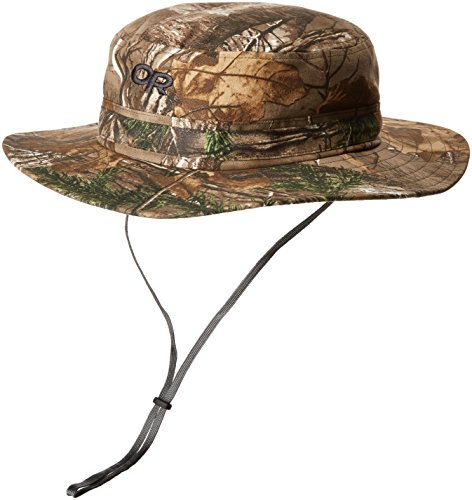 Outdoor Research – Helios Sun Hat Camo, Couleur Royale XL, Taille M