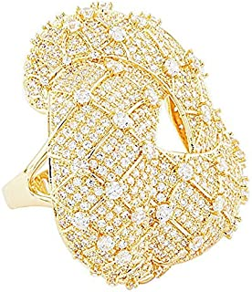 خاتم شازي للنساء هدية للزوجة والأم والأخت ومجموعة هدايا عيد الميلاد