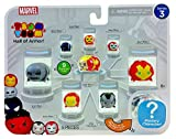 Marvel Avengers Iron Man Hall of Armor Series 3 Tsum Tsum Minifigure 9-Pack
