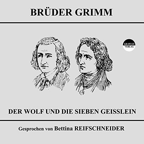 Der Wolf und die sieben Geißlein Titelbild