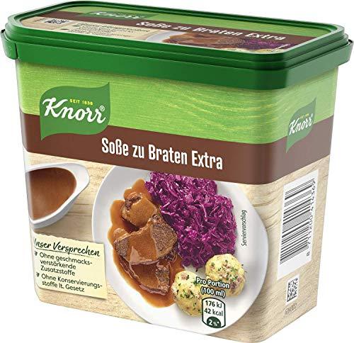 Knorr Soße zu Braten Extra, 3er Pack ( 3 x 2,5 L)