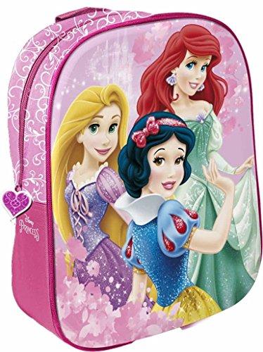 Star Licensing Disney Principesse Zainetto per Bambini, 31 cm, Multicolore