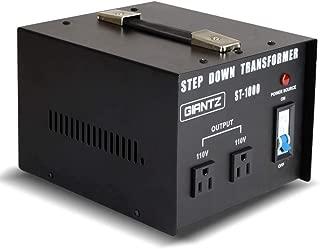 Giantz 1000W 240V to 110V Step Down Transformer Voltage Converter AU-US
