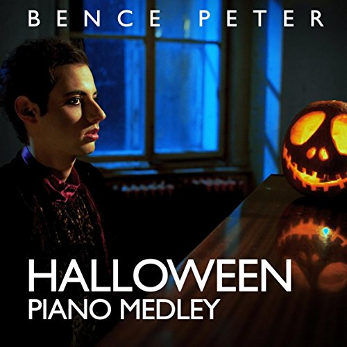 Halloween Piano Medley