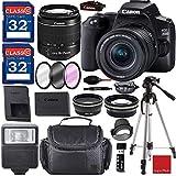 Canon EOS 250D / Rebel SL3 Digital SLR Camera Kit with EF-S 18-55mm