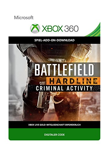 Battlefield Hardline Criminal Activity [Xbox 360 - Download Code]