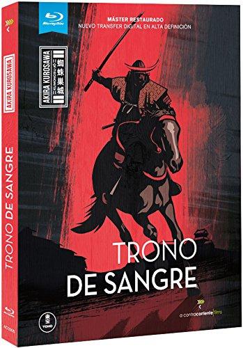 Trono De Sangre (V.O.S.) [Blu-ray]