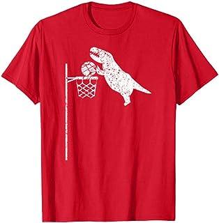 Aster JaKi メンズ カジュアル Tシャツ 夏 半袖 おもしろ 龍柄 スポーツ バスケットボール プリント ゆったり シンプル 薄手 トップス カットソー