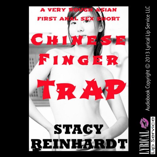 Chinese Finger Trap audiobook cover art