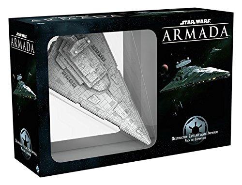Fantasy Flight Games- Star_Wars Sw armada: destructor estelar clase imperial - español, Color (Fantsy Flight Games EDGSWM11) , color/modelo surtido