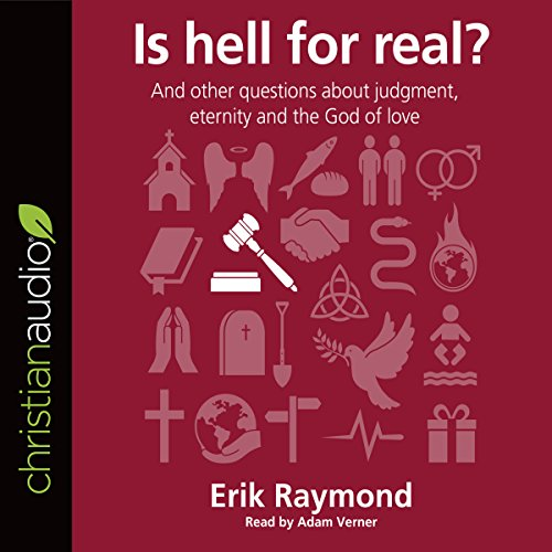 Is Hell for Real? audiobook cover art