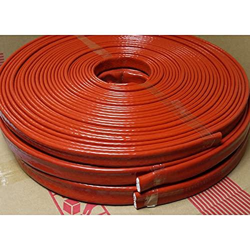 Cable Sleeves,Cubre Cables 1 Meter Dia Red HERRA Temperatura Resistente Tubo DE...