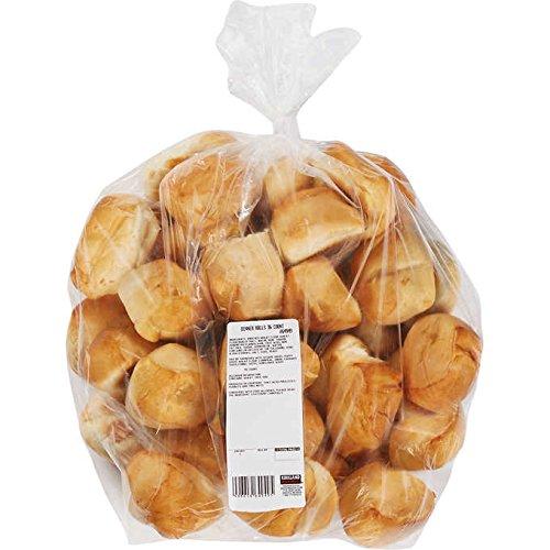 コストコパンバラエティー Costco Bread Variety (36個入コストコディナーロール / Costco Bakery Dinner Rolls 36 p)