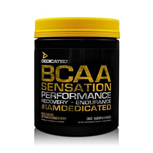Dedicated Nutrition 345 g Mango Strawberry BCAA Sensation V.2