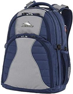 High Sierra Reverb Laptop Backpack, 48 Centimeters, True Navy