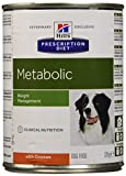 Hill's Canine Metabolic Advanced Weight Solution - 12 x 370 gr