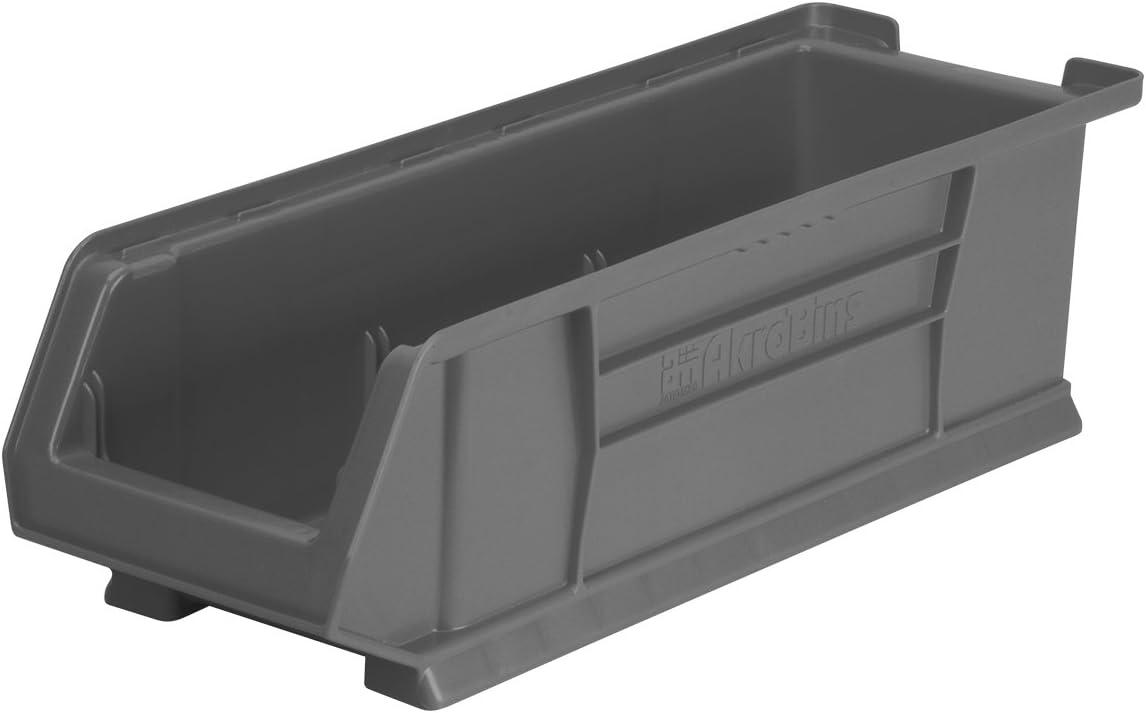 Akro-Mils 30284 Super-Size AkroBin 予約販売品 Storage 未使用品 Heavy Stackable Duty